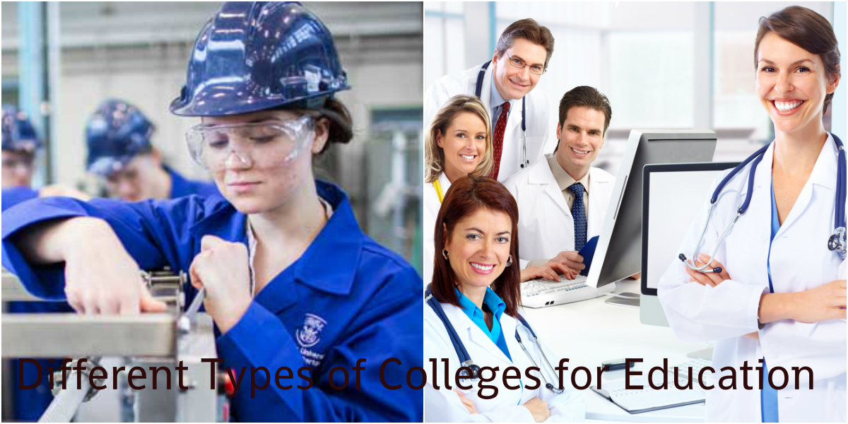 Different Types Of Institutions