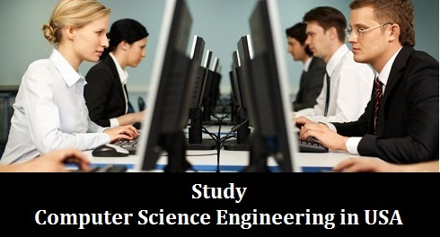 Study Computer Science Engineering in USA