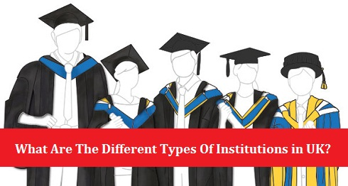 Different Types Of Institutions in UK