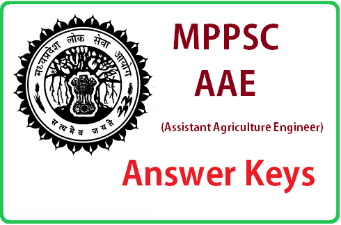 MPPSC AAE Answer Key 2015