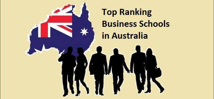 Top Ranking Business Schools in Australia