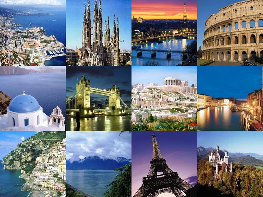 Europe Is the Great Destination to Study Abroad