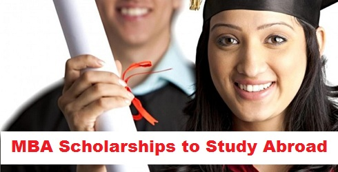 MBA Scholarships to Study Abroad