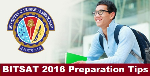 BITSAT 2016 Preparation Tips