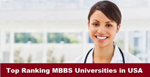 MBBS Universities in America