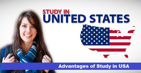 Advantages of Study in USA,`