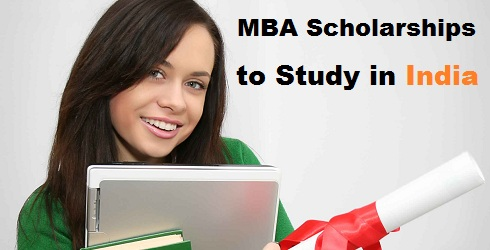 MBA Scholarships to Study in India