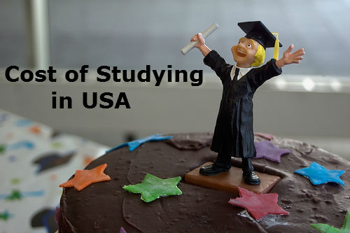 Cost of Studying in US