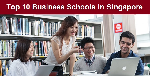 Top 10 Business Schools in Singapore