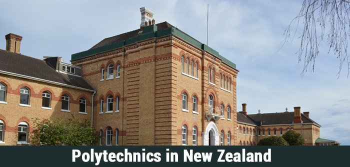Polytechnics in New Zealand- What and Where to Study?
