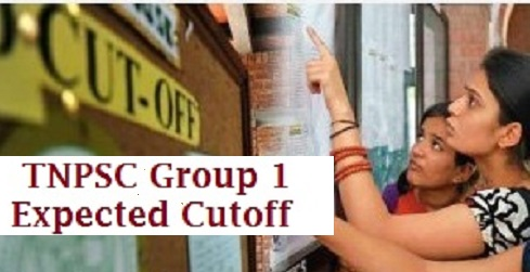 TNPSC Group 1 Services Cut Off Marks 2016