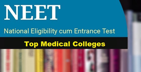 NEET 2016 Top Medical Colleges