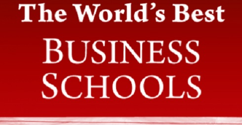 "top 10 business schools There are no canadian business schools in the ft's top 50 mba ranking  "" everybody with an mba can get a good salary when they graduate."