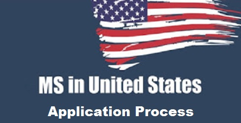 How to Apply for MS in USA