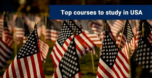 Top Courses To Study In USA