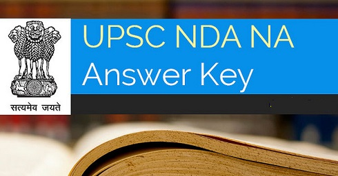 UPSC NDA 2 Answer Key 2016
