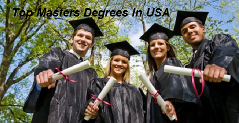 Masters Degrees in USA
