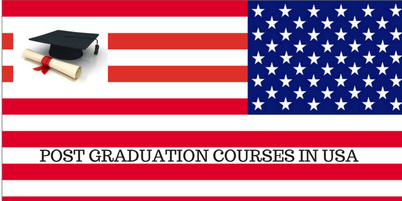 Post Graduation Courses in USA