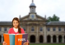 TOEFL Score in USA