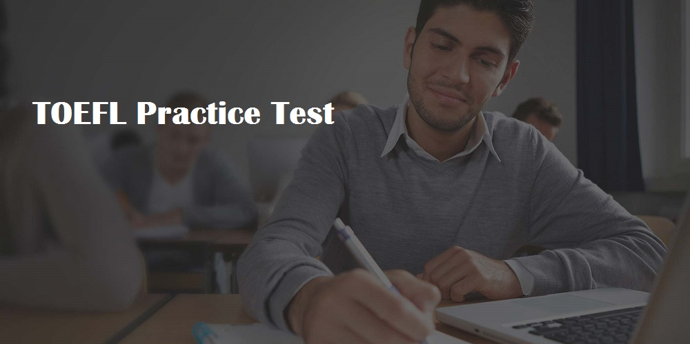 TOEFL Practice Test Samples
