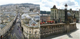 Bath City, UK