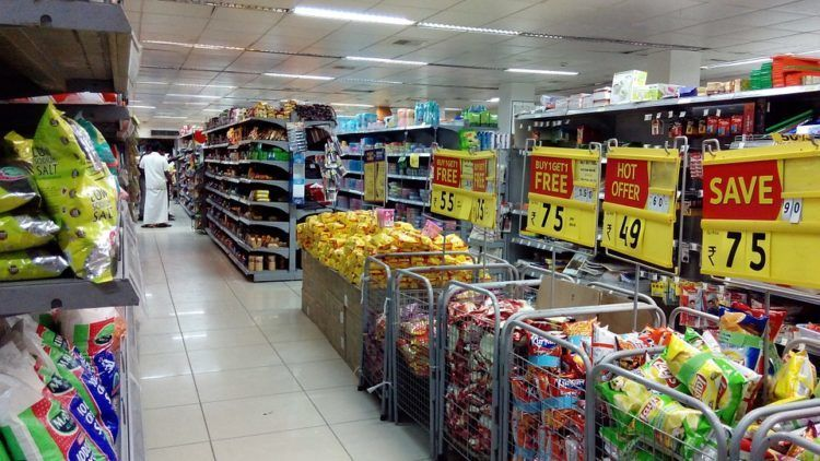 Parramatta food and grocery