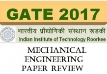 GATE 2017 ME Exam Review