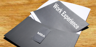 MBA Without Work Experience in the UK