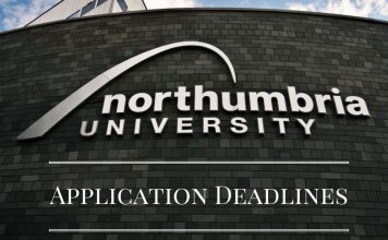 Northumbria University Application Process
