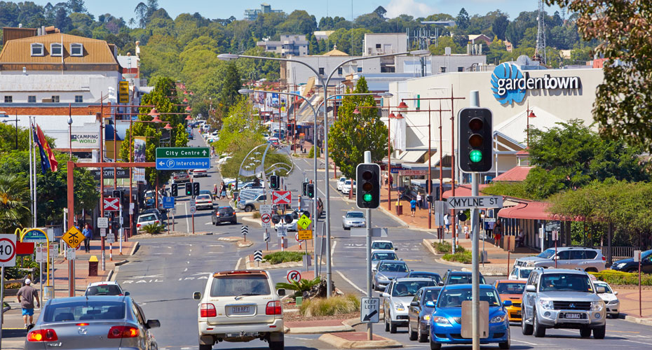 toowoomba  a journey to this vibrant  colourful and captivating city of southern queensland