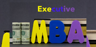 executive MBA in USA
