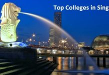 Top 10 Colleges in Singapore 2017