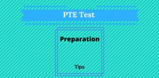 PTE Preparation Tips