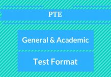 Difference Between PTE General and PTE Academic