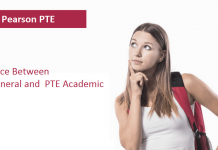 pte general and pte academic