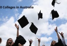 Top 10 Colleges in Australia 2017