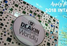 Deakin University Application Process