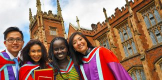 Queen's University Belfast Application Process