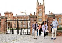 Queen's University Belfast Campus