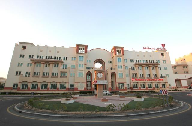 middlesex university dubai rankings and overview