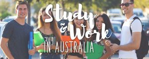 Can you work while studying in Australia?