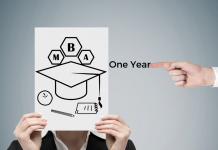 One Year MBA Program
