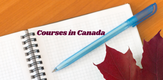 Courses in Canada