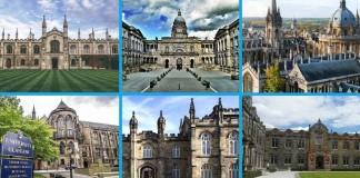 top universities of uk