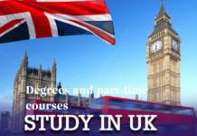 UK for study