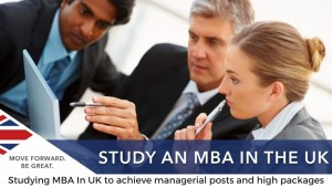 Studying MBA In UK