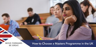 masters from UK